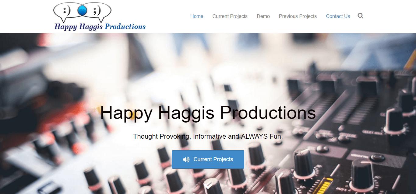happy haggis productions