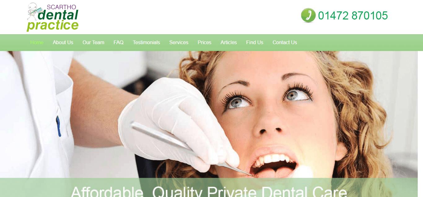 scartho dental practice