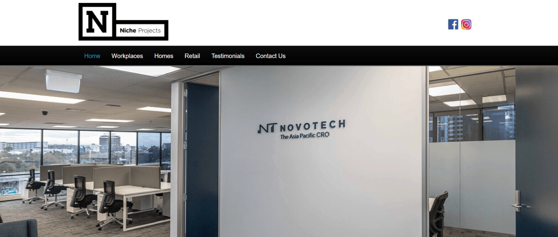 Niche Interior Projects
