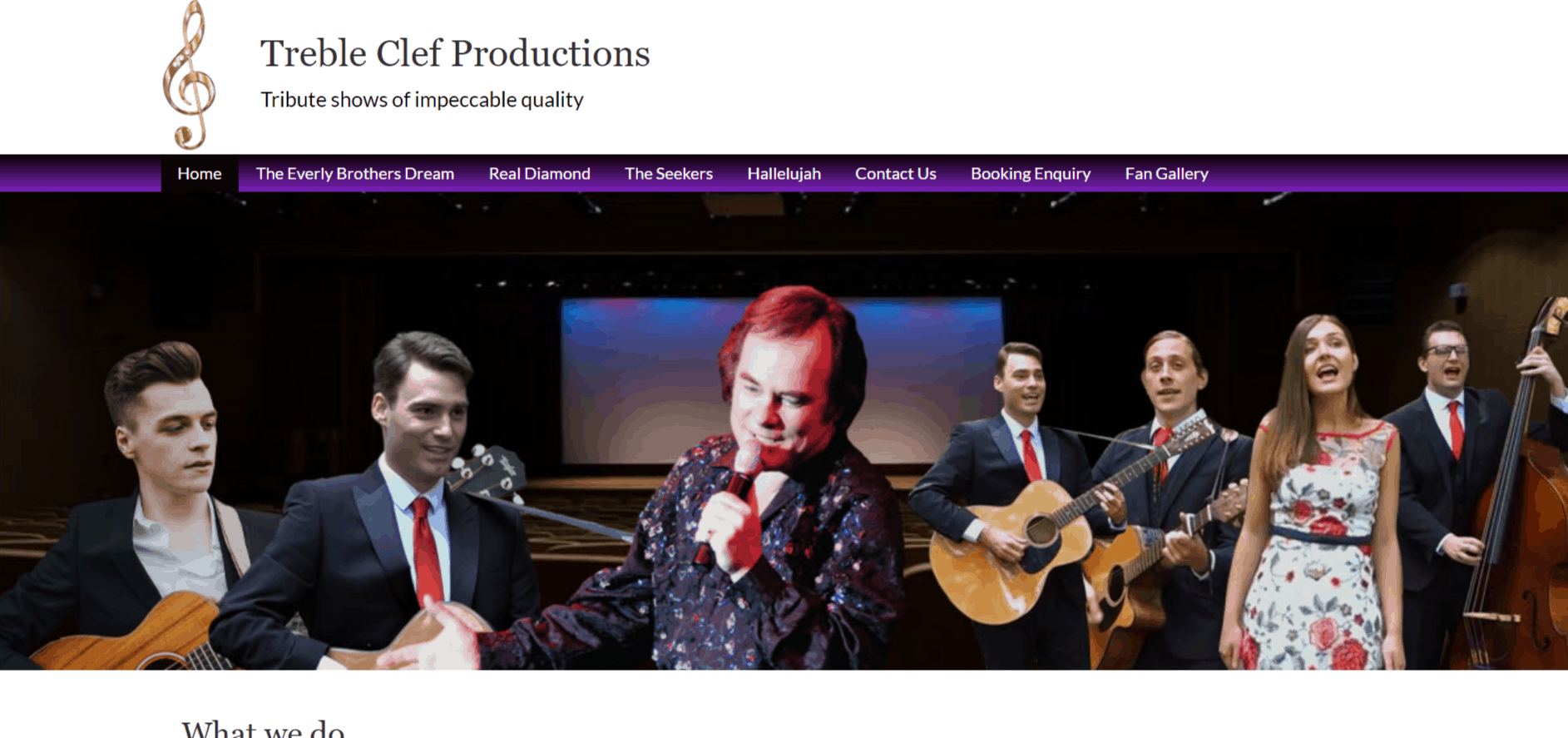 Treble Clef Productions