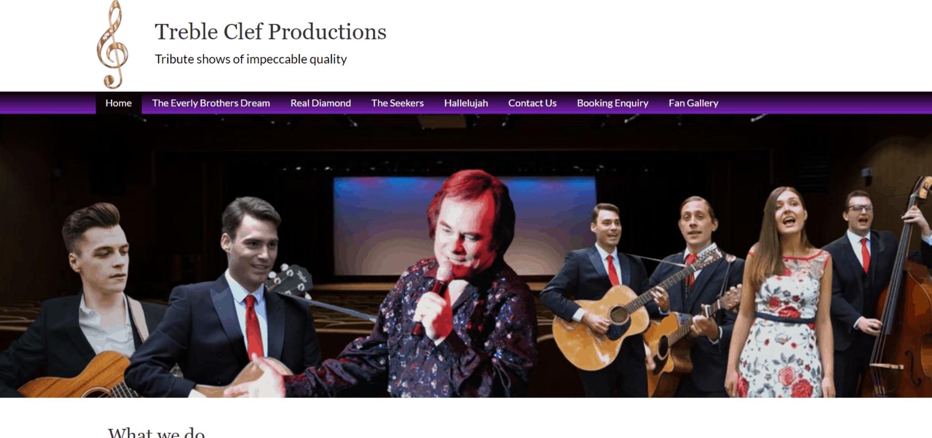 Treble Clef Productions